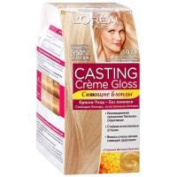 Краска для волос Casting Creme Gloss 1021 Светло-светло русый перламутровый