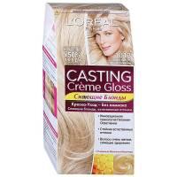 Краска для волос Casting Creme Gloss 1013 Светло-светло русый бежевый