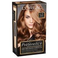 Краска для волос Preference 6.35 Гавана Светлый янтарь