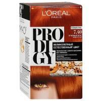 Краска для волос Prodigy 7.40 Огненный агат