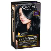 Краска для волос Preference P17 Глубокий чёрный