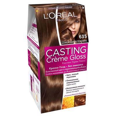 Краска для волос Casting Creme Gloss 635 Шоколадное пралине