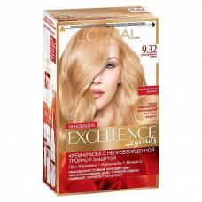 Краска для волос Excellence 9.32 Сенсационный блонд