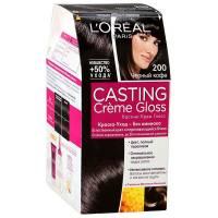 Краска для волос Casting Creme Gloss 200 Черный кофе