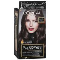 Краска для волос Preference 5.21 Нотр-Дам Глубокий светло-каштановый