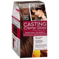 Краска для волос Casting Creme Gloss 600 Темно-русый