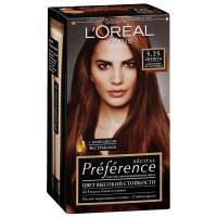 Краска для волос Preference 5.25 Антигуа Каштановый перламутровый