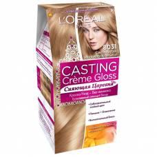 Краска для волос Casting Creme Gloss 8031 Светло-русый золотисто-пепельный
