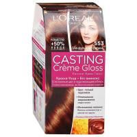 Краска для волос Casting Creme Gloss 553 Миндальное пралине