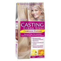 Краска для волос Casting Creme Gloss 1010 Светло-светло русый пепельный