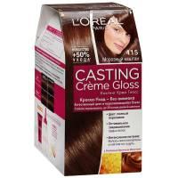 Краска для волос Casting Creme Gloss 415 Морозный каштан