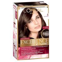 Краска для волос Excellence 4 Каштановый