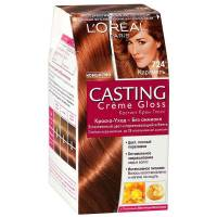 Краска для волос Casting Creme Gloss 724 Карамель