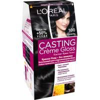 Краска для волос Casting Creme Gloss 100 Черная ваниль