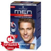 Тонирующий гель Men Perfect - 40 Натуральный Темно-русый