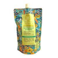 Облепиховый шампунь для всех типов волос, пакет дой-пак , 500 мл