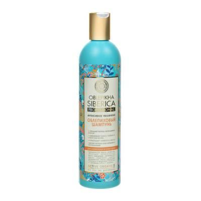 Облепиховый шампунь для нормальных и сухих волос, 400 мл