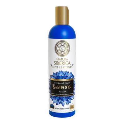 Шампунь восстанавливающий для нормальных и ослабленных волос Loves Estonia, 400 мл