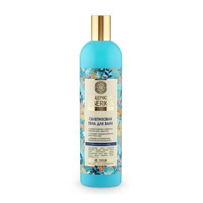 Облепиховая пена для ванн «Активное восстановление», 550 мл