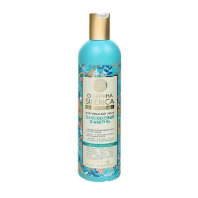 Облепиховый шампунь для всех типов волос, 400 мл