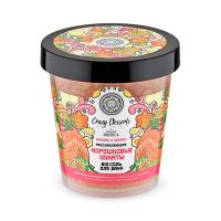 Расслабляющая bio-соль для ванны Crazy Desserts «Морошковые цукаты», 450 мл