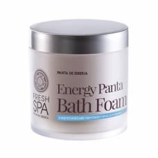 Энергетическая пантовая пена для ванны PANTA DE SIBERIA, 400 мл