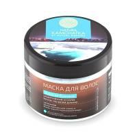 Укрепляющая маска для волос Natura Kamchatka «Энергия вулкана», 300 мл