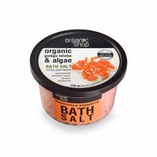 Соль для ванн «Коралловые водоросли», 250 мл