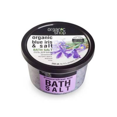 Соль для ванн «Флорентийский ирис», 250 мл