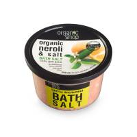 Соль для ванн «Цветы апельсина», 250 мл