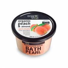 Соль для ванн «Миндальный персик», 250 мл