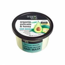 Маска для волос «Медовое авокадо», 250 мл