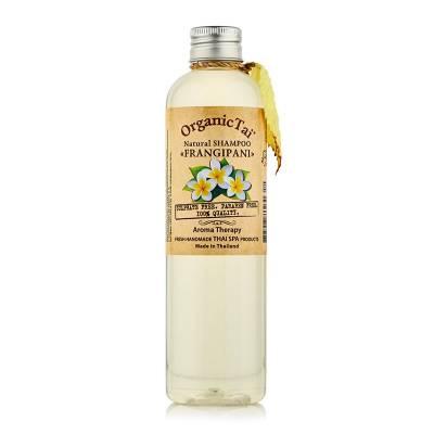 Натуральный шампунь для волос Франжипани