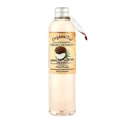 Натуральный шампунь для волос Вирджин кокос