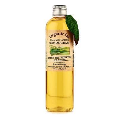 Натуральный шампунь для волос Лемонграсс