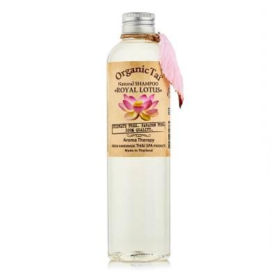 Натуральный шампунь для волос Королевский лотос
