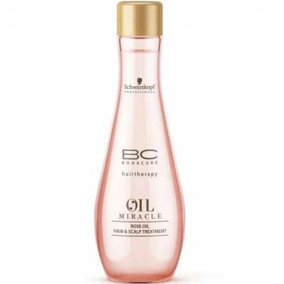 Bonacure BC Блеск масло для кожи головы и волос, 100 мл