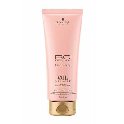 Bonacure BC Блеск шампунь для кожи головы и волос, 200 мл