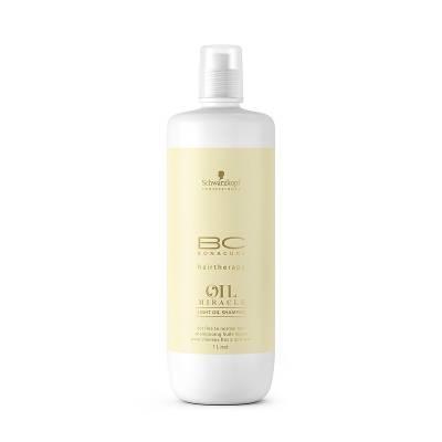 Bonacure BC  Блеск шампунь  для тонких волос, 1000 мл