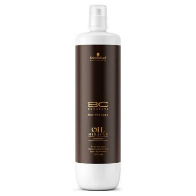 Bonacure BC Блеск шампунь для жёстких и толстых волос, 1000 мл