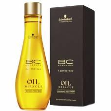 Bonacure BC Масло для жестких и толстых волос, 100 мл