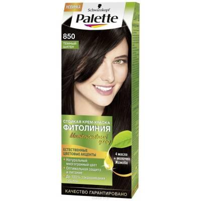 Palette Фитолиния Краска для волос 850 Темный шатен