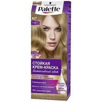 Стойкая крем-краска для волос + маска-уход N7 Русый