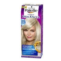 Стойкая крем-краска для волос + маска-уход A10 Жемчужный блондин