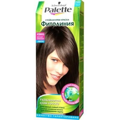 Palette Фитолиния Краска для волос 700 Каштановый