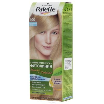Palette Фитолиния Краска для волос 100 Скандинавский блондин