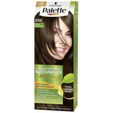 Краска для волос 600 Светло-каштановый