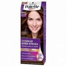 Стойкая крем-краска для волос WN3 Золотистый кофе