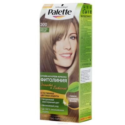 Palette Фитолиния Краска для волос 300 Светло-русый