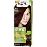 Краска для волос 868 Шоколадно-каштановый